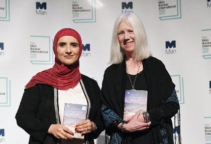 بانوی نویسنده عمانی برنده جایزه ادبی بوکر بینالمللی شد
