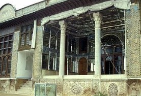 ۹th IQSA Conference ۲۰۰۹: Architecture in Qajar Persia