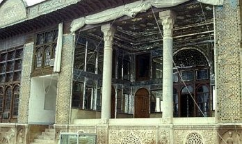 9th IQSA Conference 2009: Architecture in Qajar Persia