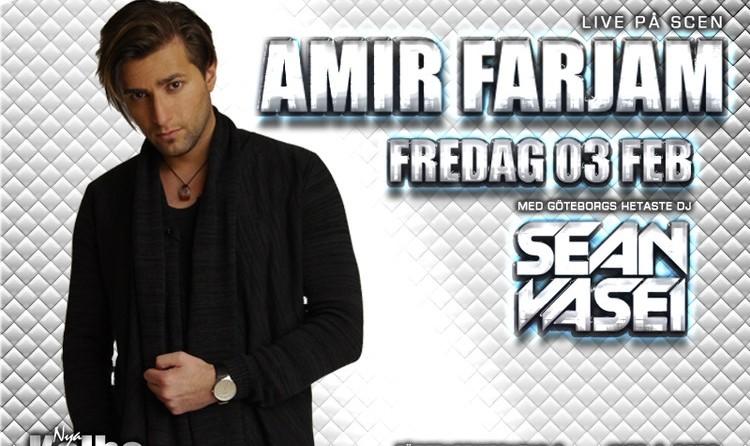 Amir Farjam Live In Concert