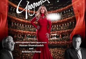 Googoosh Concert, Feat. Hassan Shamaizadeh and Ardalan Sarfaraz