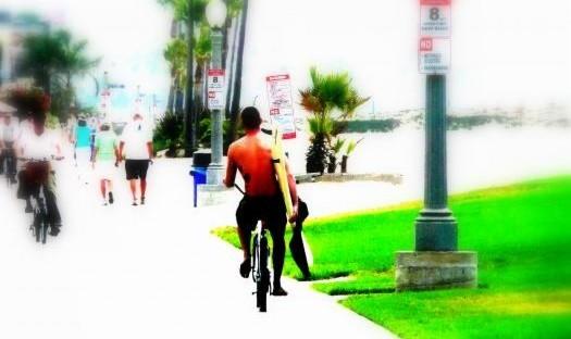 در دفاع از حقوق بشر در ایران دوچرخه سواری کنیم
