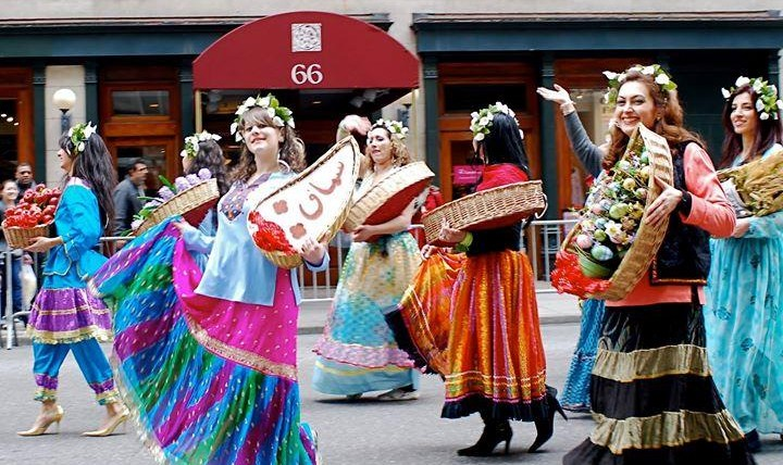 Join us on the Trip to Nowruz Parade New York