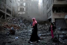 اسراییل ساختمان تلویزیون فلسطین در غزه را هم بمباران کرد