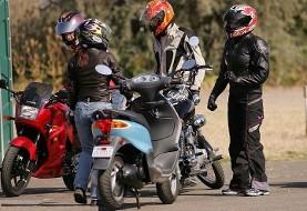 Persian Motorcycle Riders
