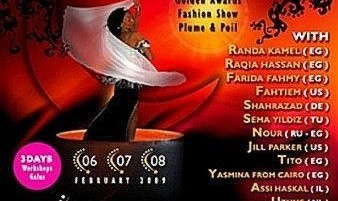 International Belly Dancing Raqs Congress