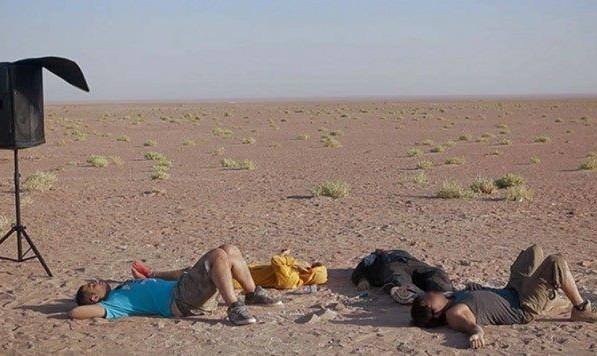 Anoosh and Arash: Raving Iran Film