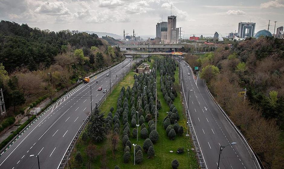 هوای تهران به همت کرونا هنوز پاک است