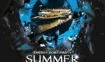 DJ's - Azarnoush and Sali-A:  Summer Cruise Energy Boat Party