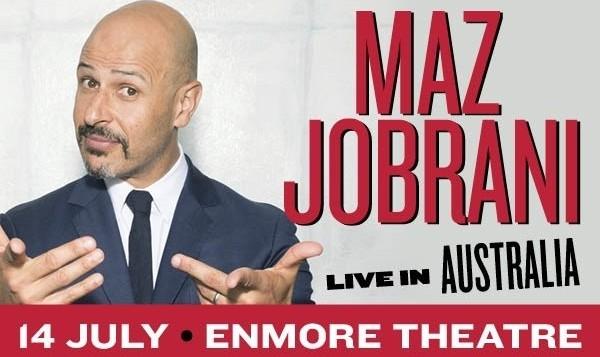 Maz Jobrani Live in Sydney, Australia