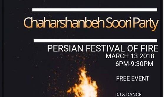 Chaharshanbeh Soori Party