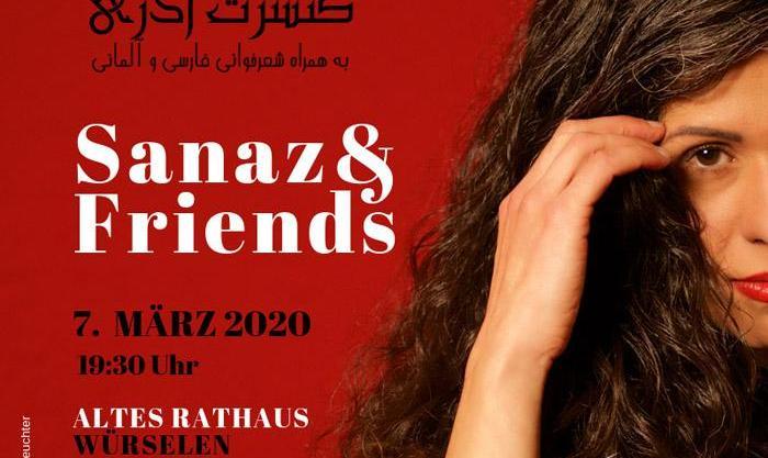 Sanaz & Friends: Persien, Aserbaidschan und Türkei
