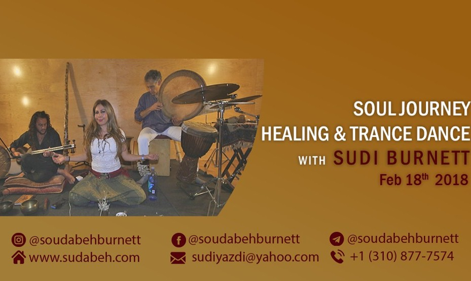 Healing with Sudi Burnett: Soul Journey and Trance Dance