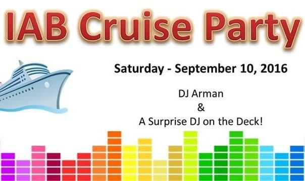 IAB Cruise Party with DJ Arman