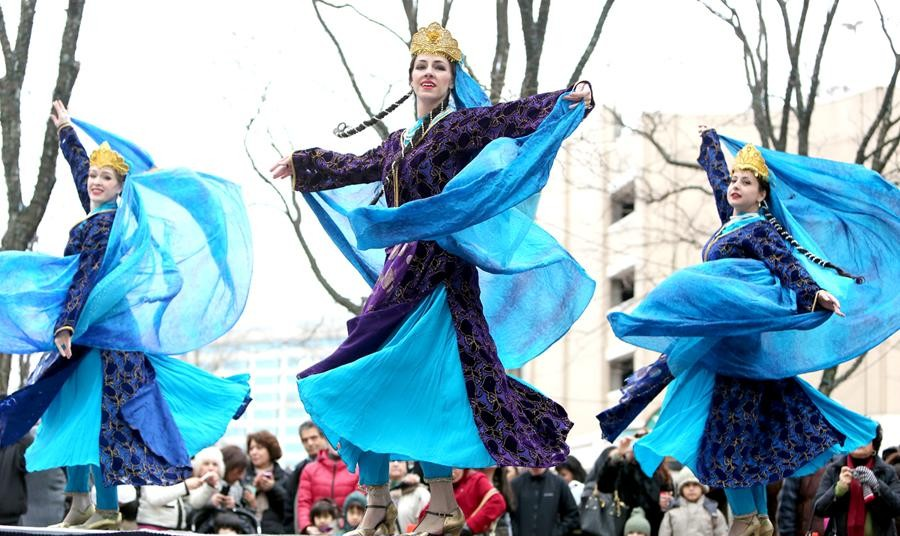 4th Annual Nowruz Festival @ John Carlyle Square Park