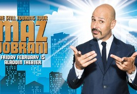 In Portland, OREGON: Maz Jobrani: The I'm Still Touring Tour