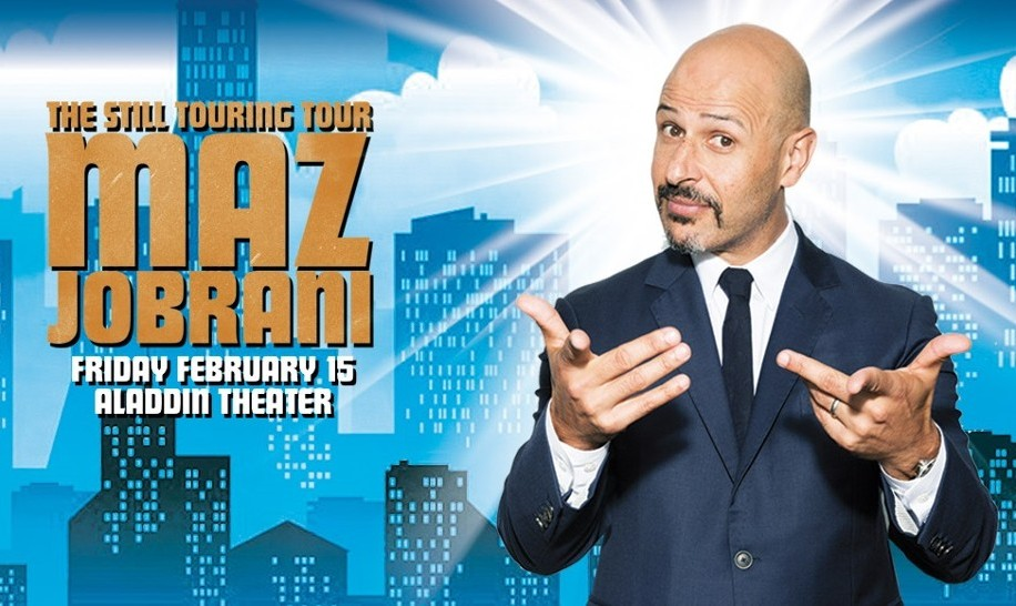 Maz Jobrani in Portland: The I'm Still Touring Tour