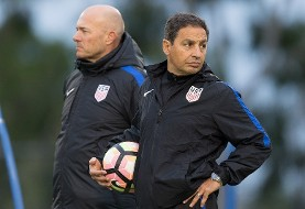 Namazi, Still bitter about rejection by Iran, Excels as Head Coach of US U-18 soccer team