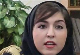 فرشته طوسی فعال دانشجویی به اتهام تبلیغ علیه نظام به ۱۸ماه زندان محکوم شد