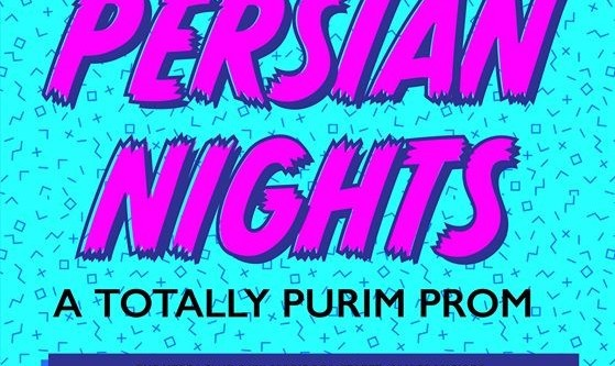 Persian Nights: A Totally Purim Prom