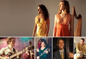 Dina Zarif Ensemble, Love Songs from Around the World