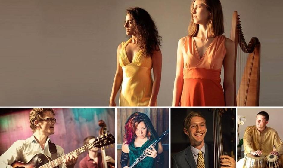 کنسرت دینا ظریف، ترانههای عاشقانه از سراسر جهان