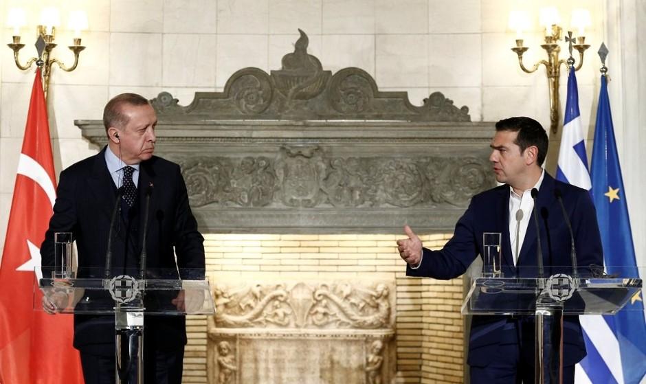 سفر تاریخی شجاعانه رئیس جمهوری ترکیه به یونان پس از ۶۵ سال علیرغم اختلاف نظر درباره معاهده مرزی دو کشور