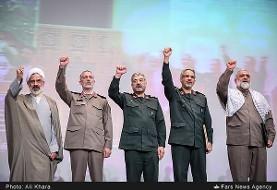 توضیح فرمانده سپاه در مورد سکوت ایران در برابر حملات اسراییل در سوریه: به زودی به حکمت بزرگ صبر انقلابی ما پی خواهید برد