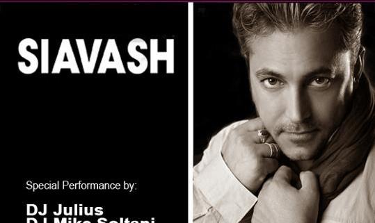 Siavash ... December 26th ... Live at  Foxtail SLS Hotel & Casino Las Vegas
