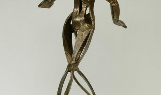 نمایشگاه آثار مجسمه سازی گروهی از هنرمندان در گالری لاله