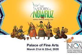 The Story of Nowruz: Original Live Stage Production