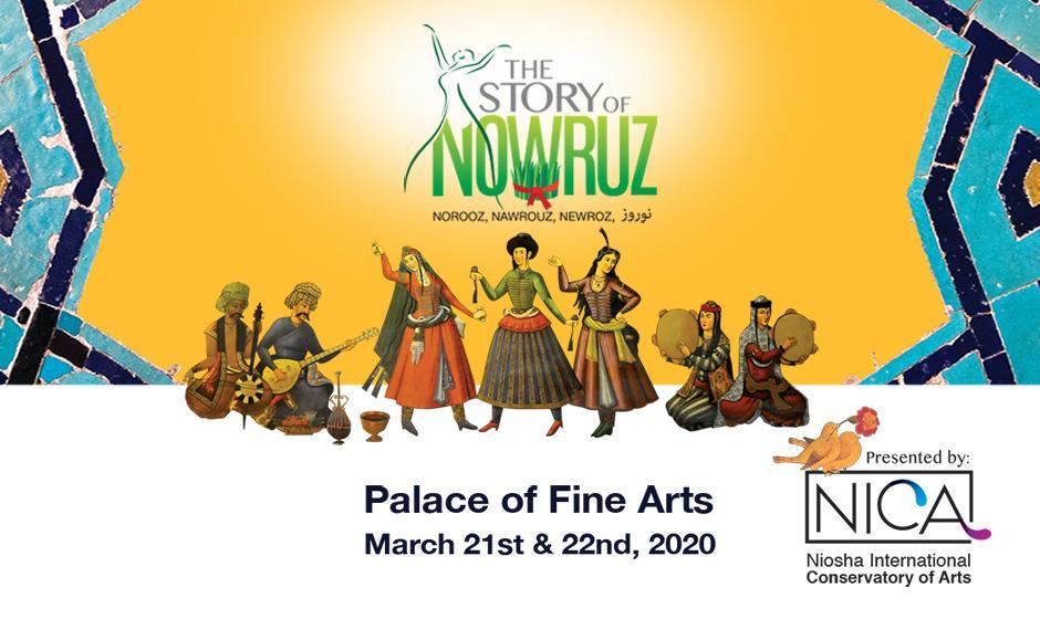 The Story of Nowruz: Original Live Stage Production - SATURDAY