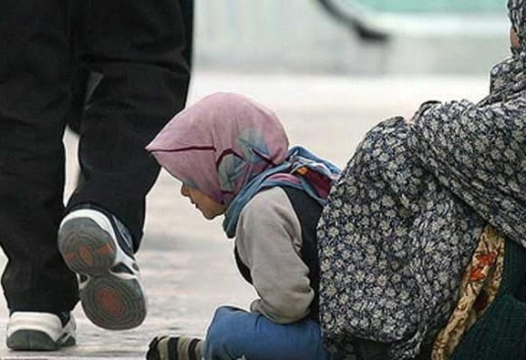 Tehran Governor begs residents not to help to beggars