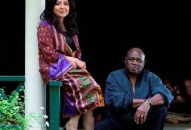 Mahsa Vahdat & Mighty Sam McClain