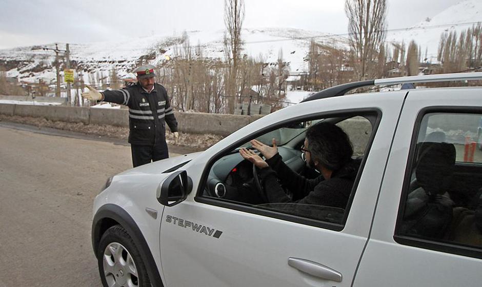 خروج خودرو از تهران دوباره ممنوع شد؟