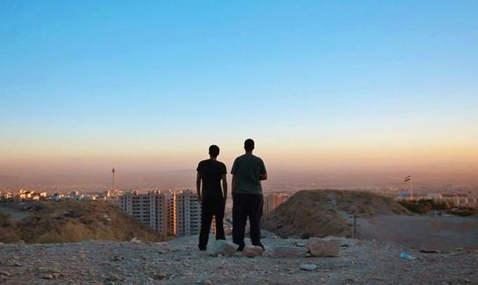 Film Screening: Íránský rave
