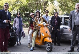 San Francisco screening of ۵۰ Kilos of Cherries (۵۰ Kilo Albaloo), Best Selling Iranian Comedy