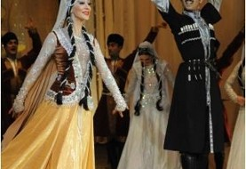 Dances & Music From Azerbaijan