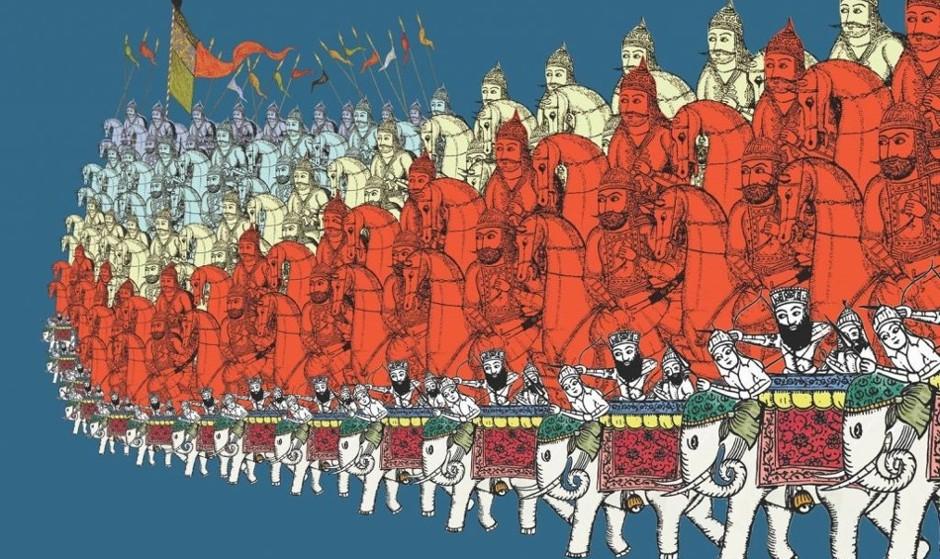 Hamid Rahmanian: Modernizing the Persian Masterpiece, Shahnameh
