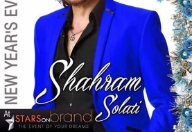 Shahram Solati Concert and New Year's Eve Party