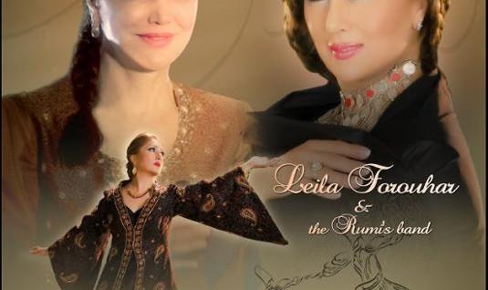 Leila Forouhar Live in Concert