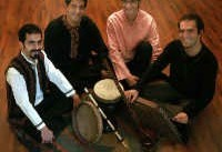 کنسرت موسیقی سنتی ایرانی گروه چارسو