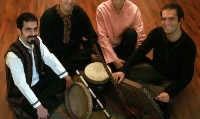 Musique classique iranienne avec l'ensemble Tcharsou