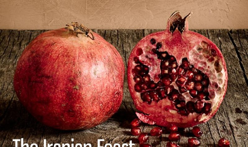 The Iranian Feast: A play with food from the heart of Persia