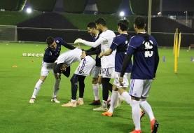 تصاویر برگزاری تمرین شاد و خندان تیمملی تیم ملی فوتبال در نوبت عصر، این بار با امنیت کامل!