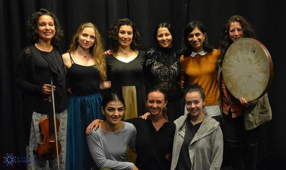 Nuance: An Immigration Story! Aisan Hoss and Basma Edrees