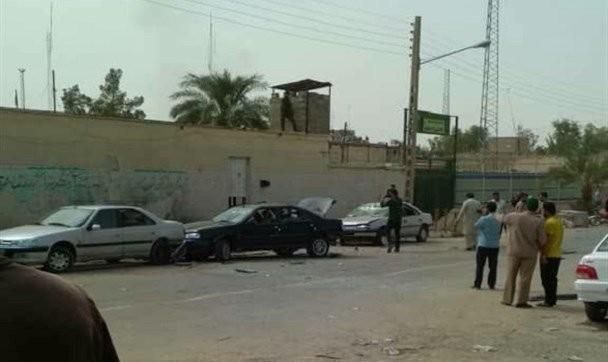 انفجار نزدیک کلانتری شهر سراوان: شیشههای برخی منازل شکسته شد