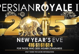 Persian Royale - NYE Celebration