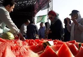In Pictures: Tears and Watermelon! Iranian Women Allowed into Stadiums ...