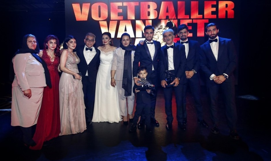 Jahanbakhsh from Iran wins Highest Professional Football Awards in ...